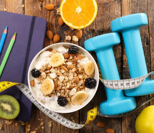 Fitness et dietetique sportive